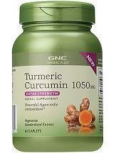 GNC Herbal Plus Turmeric Curcumin Review