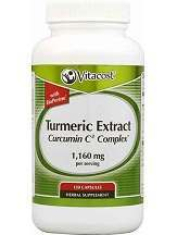 Vitacost Turmeric Extract Curcumin C3 Complex Review