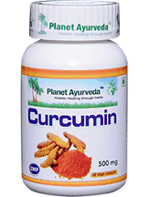 Planet Ayurveda Curcumin Review